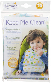 Summer Infant Keep Me Clean Disposable Bibs - 1 ct.