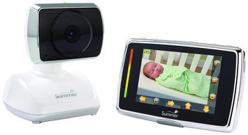 Summer Infant Touchscreen Digital Video Monitor (White) - 3.5