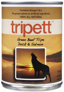 Tripett Beef Tripe, Duck & Salmon