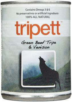 Tripett Green Beef Tripe with Venison