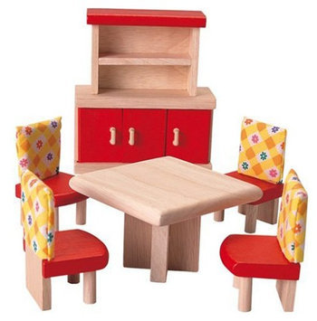 Plan Toys PlanToys Dollhouse Dining Room - Neo Style - 1 ct.