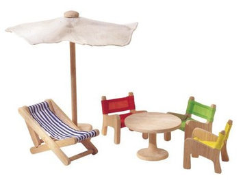 Plan Toys Patio