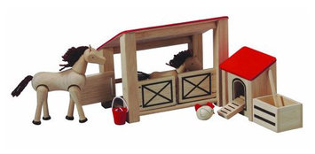 PlanToys Stable