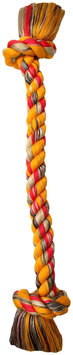 Mammoth Pet Products MM20046 48 in. Rope Tug Mammoth 2 Knot, 6 lbs.