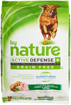 By Nature Active Defense Grain Free Turkey and Sweet Potato Recipe