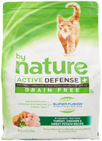 By Nature Active Defense Grain Free Turkey Chicken and Sweet Potato