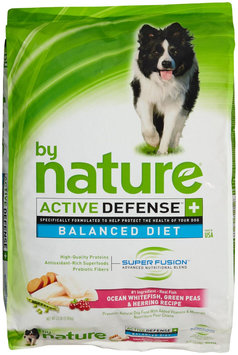 By Nature Active Defense Ocean Whitefish with Green Peas and Herring