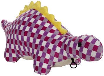 Patchwork Distribution Patchwork Pet DinoTrio Plush Dog Toy Rad Razz