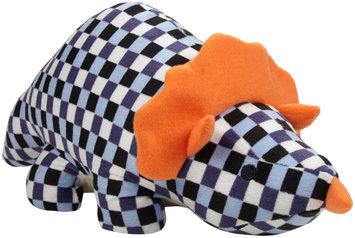 Patchwork Distribution Patchwork Pet DinoTrio Plush Dog Toy Big Blue