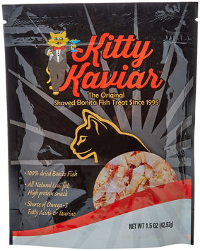 Kitty Kaviar Shaved Bonita Flakes - Fish Treats
