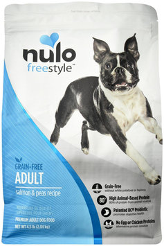 Nulo Grain-Free Dry Dog Food Salmon 4.5 lbs
