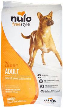 Nulo FreeStyle Grain Free Turkey and Sweet Potato Recipe Dry Dog Food