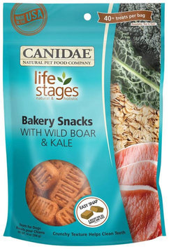 Canidae Pet Foods CD02323 Bakery Snack Biscuit Boar-Kale 14 Oz. - 6 Case