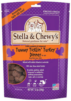 Phillips Feed & Pet Supply Stella & Chewy's Freeze Dried Cat Turkey 12 oz