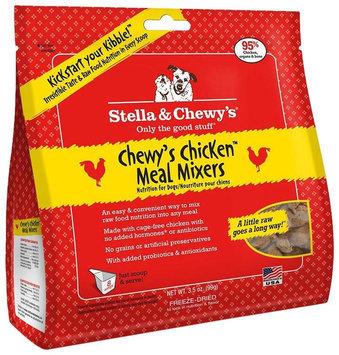Stella Chewy S Stella & Chewy s Freeze Dried Chicken & Beef Patties For Cats (12 patties-6-oz bag)