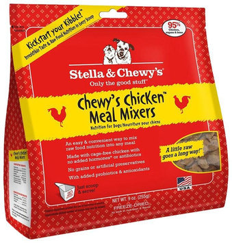 Cherrybrook Stella & Chewy's Chewy's Chicken Meal Mixers 9oz