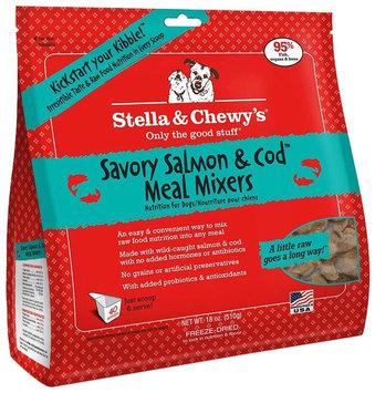 Cherrybrook Stella & Chewy's Savory Salmon & Cod Meal Mixers 18oz
