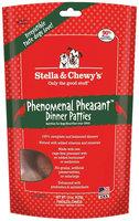 Stella & Chewy's Raw Freeze-Dried Dog Pheasant 16 oz
