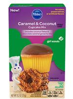 Pillsbury Caramel & Coconut Cupcake Mix