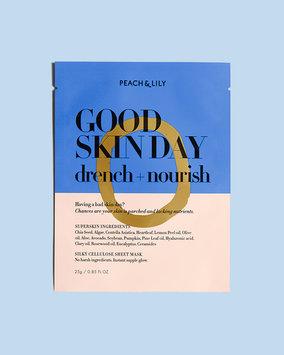 Peach & Lily Good Skin Day Sheet Mask