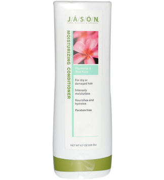 JĀSÖN Natural Conditioner Moisturizing Plumeria and Sea Kelp