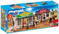 Playmobil 4398 My Take Along Western City