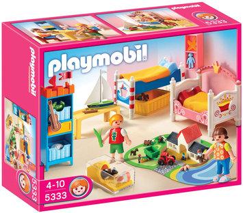 Playmobil Boy and Girl Room Set