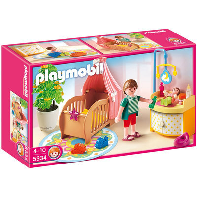 Playmobil Baby Room Set with Mobile