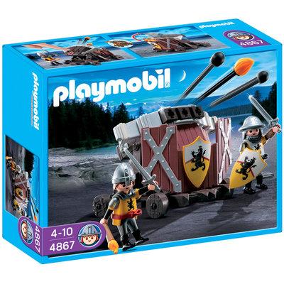 Playmobil Knights 4867: Lion Knights Ballista