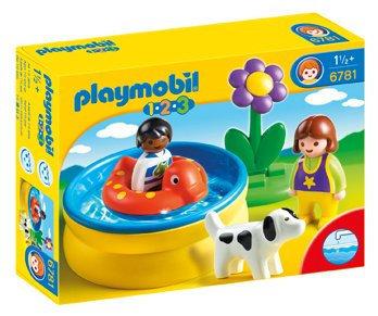 Playmobil 1.2.3. Wading Pool,6781