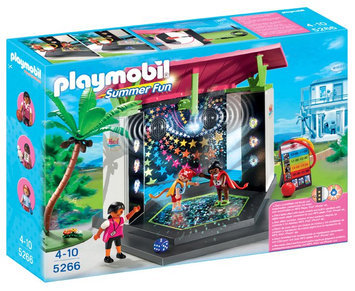 Playmobil Children's Club with Disco - 1 ct.