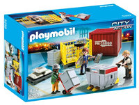 Playmobil Cargo Loading Team - 1 ct.
