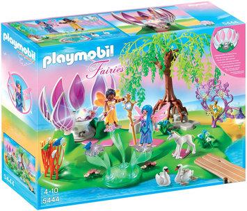 Playmobil Fairies Fairy Island With Jewel Fountain