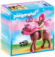 Playmobil Fairies Forest Fairy Surya With Horse