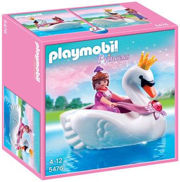 Playmobil Princess with Swan Boat - 1 ct.