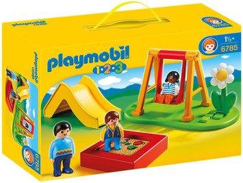 Playmobil 1, 2, 3 Park Playground