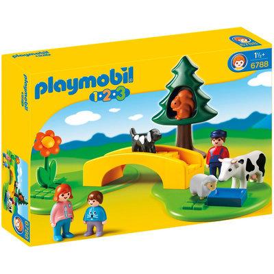 Playmobil 1.2.3. Meadow Path - 1 ct.