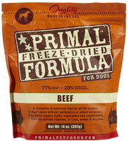 Primal Dog Freeze Dried Nuggets Beef - 14 oz