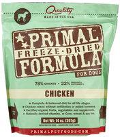 Primal Dog Freeze Dried Nuggets Chicken - 14 oz