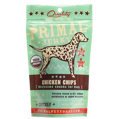 Primal Primal Dog Chicken Chip - 5 oz