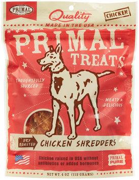 Primal Dry Roasted Chicken Shredders Dog Treats