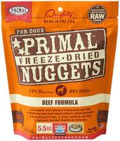 Primal Pet Foods Freeze Dried Pet Food