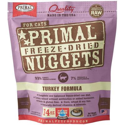 Phillips Feed & Pet Supply Primal Pet Foods Freeze-Dried Turkey 14 oz Cat Food