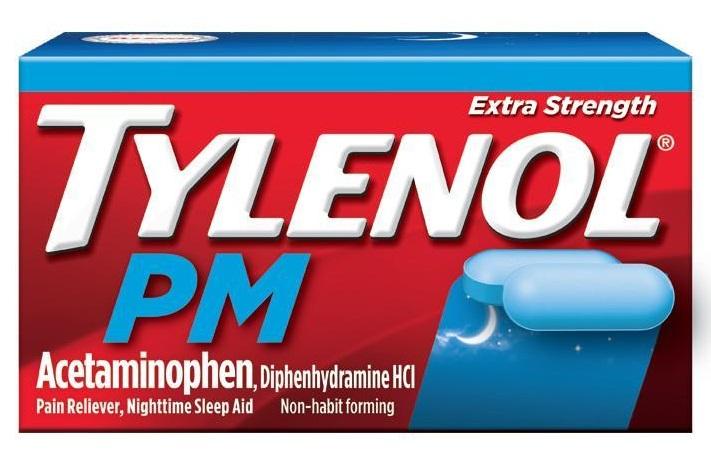 Tylenol® PM Extra Strength Caplets