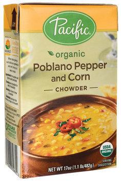 Pacific Poblano Pepper & Corn Chowder