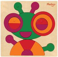 Pkolino P'kolino Multi-Solution Shape Puzzle: Bug (17 pc)