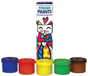 Britto Finger Paints (5 colors) - 1 ct.