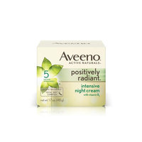 Aveeno® Positively Radiant Intensive Night Cream