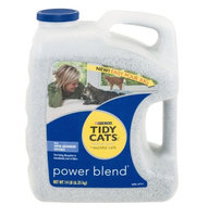 Tidy Cats Premium Scoop Power Blend Cat Litter
