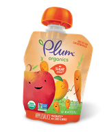 Plum Organics Mashups® Carrot & Mango